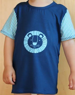 Shirts für die ganze Familie – Shirts fürs Kind