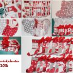 Weihnachtscountdown … aus der Wichtelwerkstatt … Adventskalender