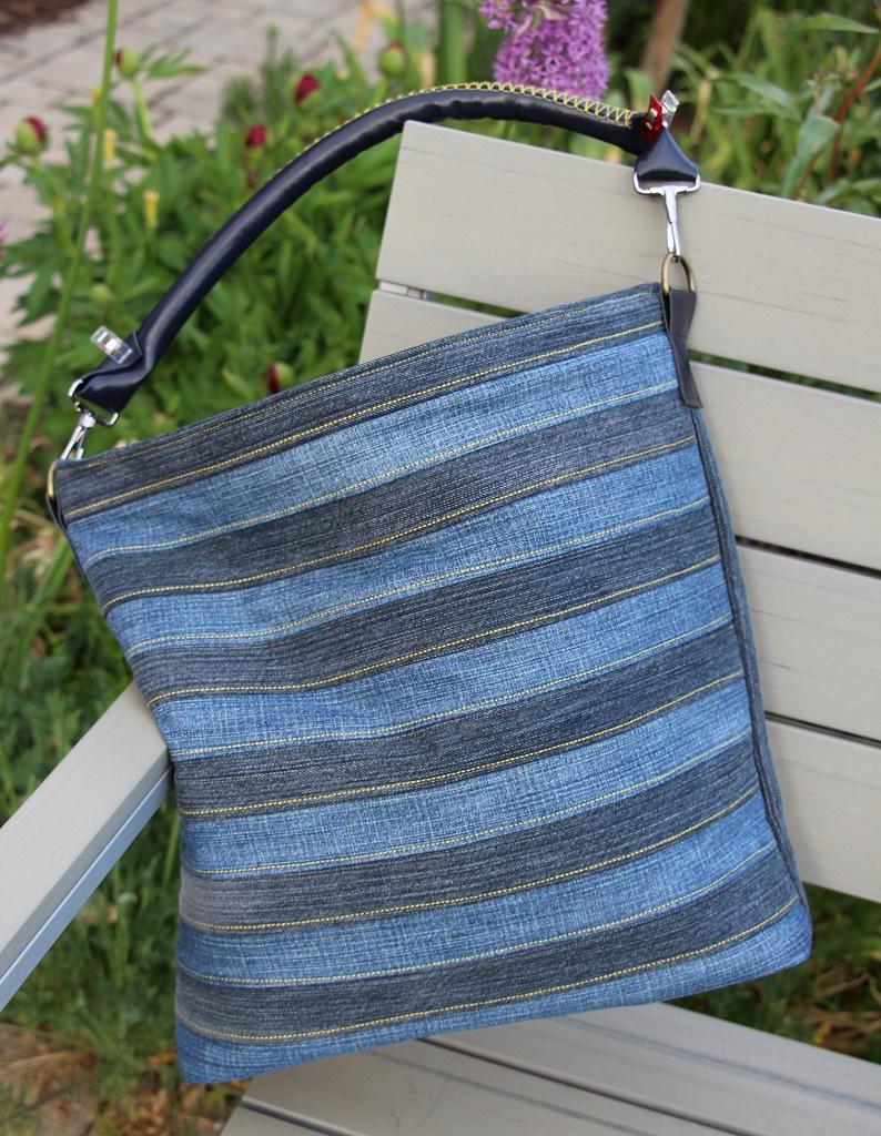 Taschen – Sew – Along – April