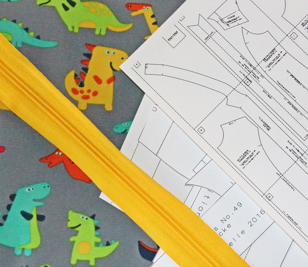 Herbstkind Sew along #3