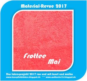 Material-Revue 2017 – Mai