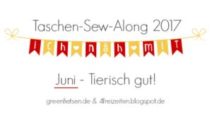 Taschen-Sew-Along 2017 – Juni