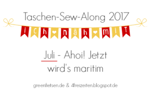 Taschen-Sew-Along 2017 – Juli