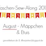 Taschen-Sew-Along 2017 – August