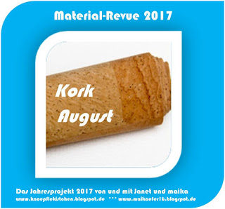 Material-Revue 2017 – August