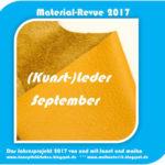 Material-Revue 2017 – september