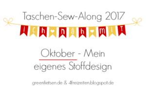 Taschen-Sew-Along 2017 – Oktober