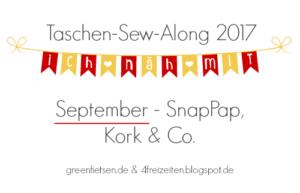 Taschen-Sew-Along 2017 – September