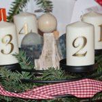 Weihnachtscountdown 2017 … jetzt aber schnell …
