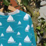Shietwetter Sew Along 2019 - Oben rum III