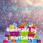 #wgwk 2019: Handmade by maritabw