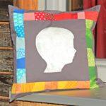 Menschen(s)kinder-Blog-Hop: Portraitkissen